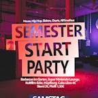 Spreegalerie Berlin Semesterstart Party