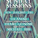 Suicide Circus Berlin Sunday Sessions
