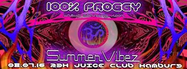 Juice Club Hamburg Eventflyer #1 vom 08.07.2016