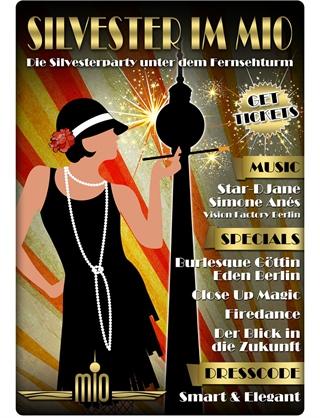 Mio Berlin Eventflyer #1 vom 31.12.2011