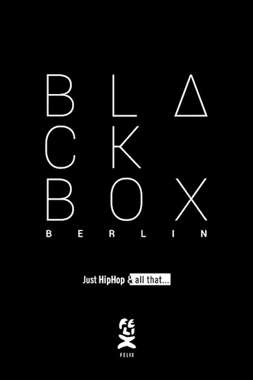 Felix 29.07.2016 Blckbox Berlin