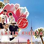 "Spindler & Klatt Berlin Latin Fiesta ""Aftershow-Special"""