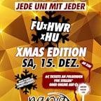 Narva Lounge Berlin UniSex – Jede Uni mit Jeder - X-Mas Edition