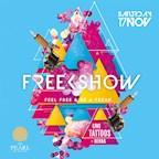 The Pearl Berlin Amazing Saturday pres. Freekshow | JAM FM