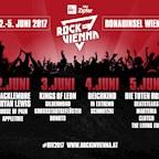 Donauinsel Wien  Rock In Vienna 2017