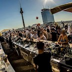 House of Weekend Berlin Monday Mood * Rooftop Bar
