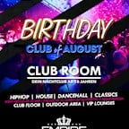 Empire Berlin Club Room | Birthday Club
