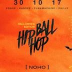 NOHO  Hip Hop Ball x Halloween Edition