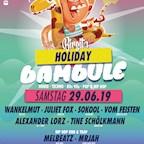 Birgit & Bier Berlin Birgit´s Holiday Bambule w/ Wankelmut, Juliet Fox, SoKooL
