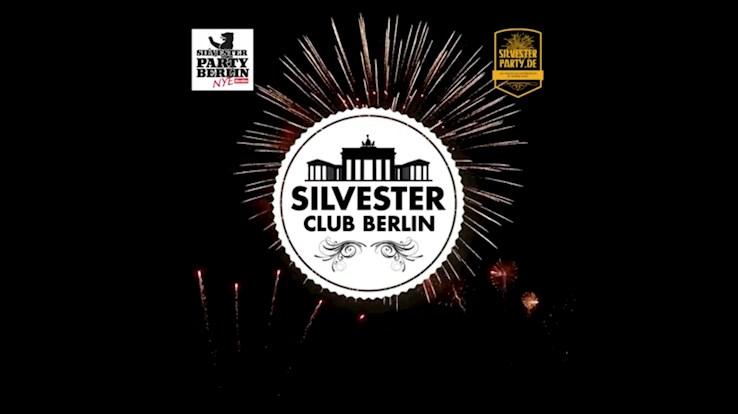 Silvester Club Berlin Eventflyer #1 vom 31.12.2019