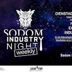 Sodom&Gomorra Berlin JAM FM presents: Berlin Industry Nights
