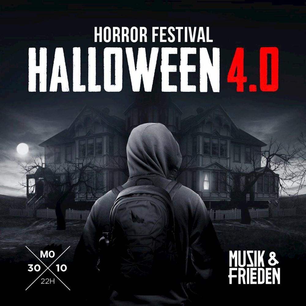Musik & Frieden Berlin Halloween 4.0 - The Horror Festival