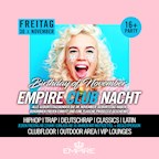 Empire Berlin Empire Club Nacht | Birthday Club
