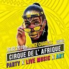 Prince Charles Berlin Cirque de l'Afrique