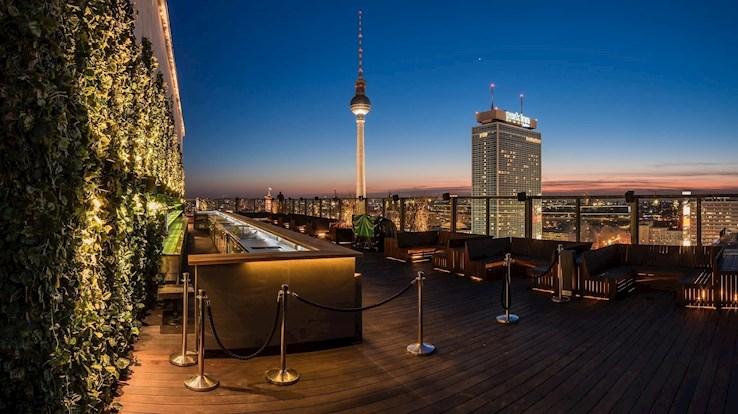 Club Weekend 29.06.2019 Weinnacht über den Dächern Berlins