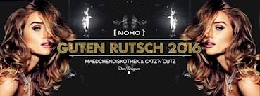 NOHO Hamburg Eventflyer #1 vom 31.12.2015