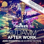 The Pearl Berlin 104.6 RTL Kudamm Afterwork - Charity Special