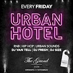 The Grand Berlin Urban Hotel - 90s Hip Hop & Rnb Edition