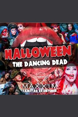 Maxxim Berlin Halloween - the dancing dead