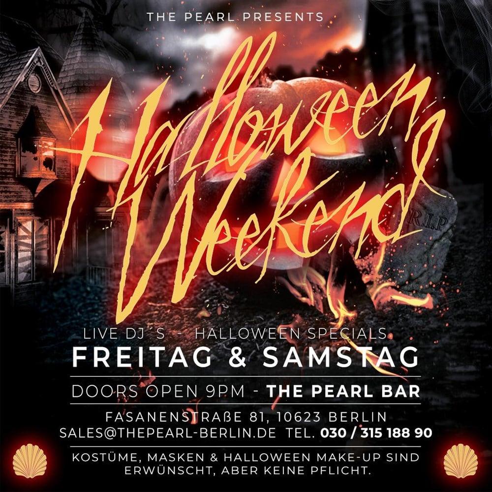 The Pearl Berlin Halloween Week