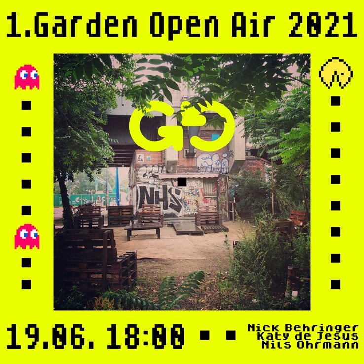 Golden Gate 19.06.2021 1. Garden Open Air 2021