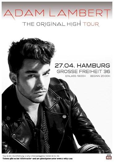 Große Freiheit 36 Hamburg Eventflyer #1 vom 27.04.2016