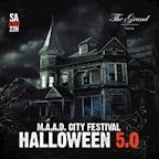 The Grand Berlin 5 Jahre Halloween 5.0 - Maad City Festival