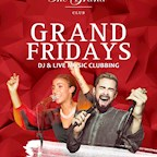The Grand Berlin Grand Fridays - Dj & Live Music Clubbing