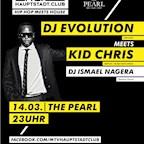 The Pearl Berlin Mtv Hauptstadt.Club. - Hip Hop meets House