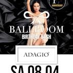 Adagio Berlin Ballroom - 1st Anniversary