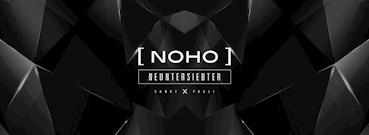 NOHO Hamburg Eventflyer #1 vom 09.07.2016