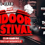 Club Hamburg  Max Madness Indoorfestival