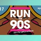 Spindler & Klatt Berlin Run The 90s - Die RnB & Hip Hop Revival Party