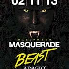 Adagio  Masquerade – Halloween Night