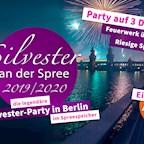 Spreespeicher Berlin Silvester an der Spree 2019/2020