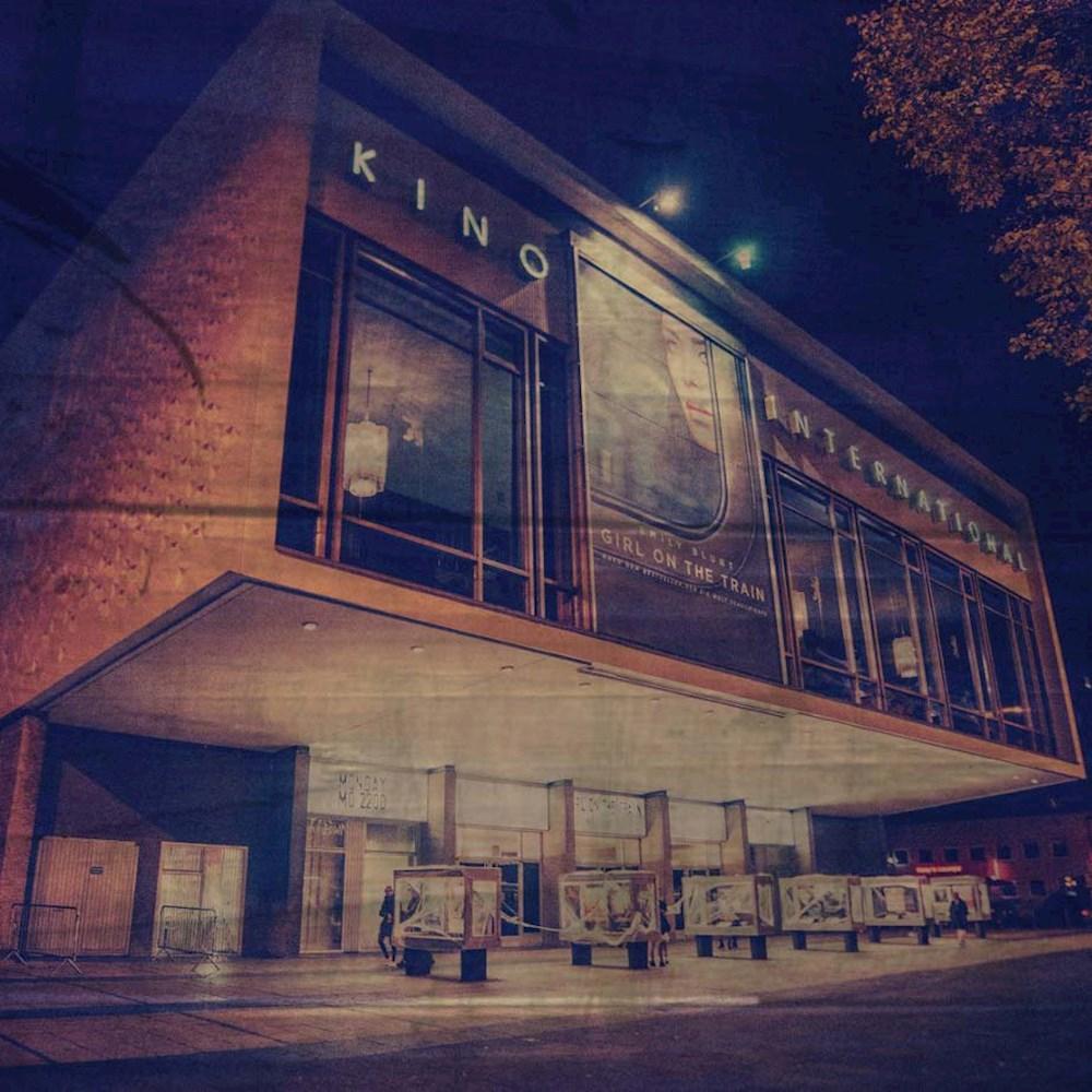 Kino International Berlin Halloween Berlin 2017
