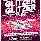 Grüner Jäger Hamburg Glitzer Glitzer Party
