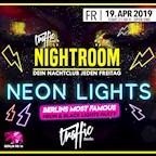 Traffic Berlin Traffic Nightroom - Neon Lights