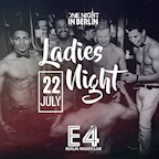 E4 Berlin One Night in Berlin - The Only Hip Hop Ladies Night In Town