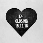 E4 Berlin E4 Closing - Last Dance