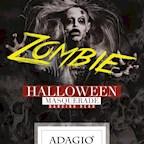 """Adagio  Halloween """"Masquerade"""""""