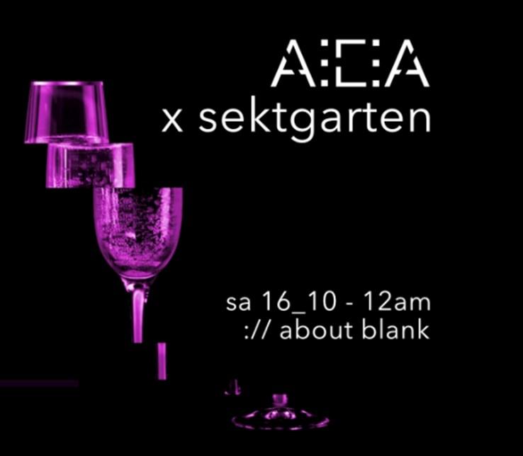 about blank Berlin Eventflyer #1 vom 15.10.2021