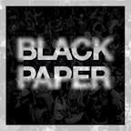 Haubentaucher Berlin Black Paper  - Afrobeats, Hip Hop & Dancehall