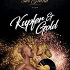 The Grand Berlin Kupfer & Gold