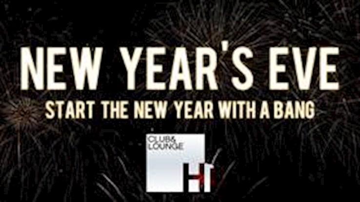 H1 Club & Lounge Hamburg Eventflyer #1 vom 31.12.2018