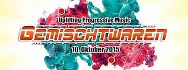 Edelfettwerk Hamburg Eventflyer #1 vom 10.10.2015