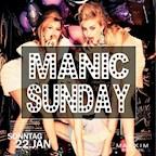 Maxxim Berlin Manic Sunday