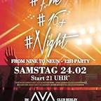 Ava Berlin From Nine to Neun - 12h Party