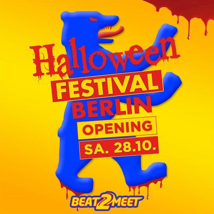1 Stralau 28.10.2017 Halloween Festival Berlin Opening präsentiert von Beat2Meet