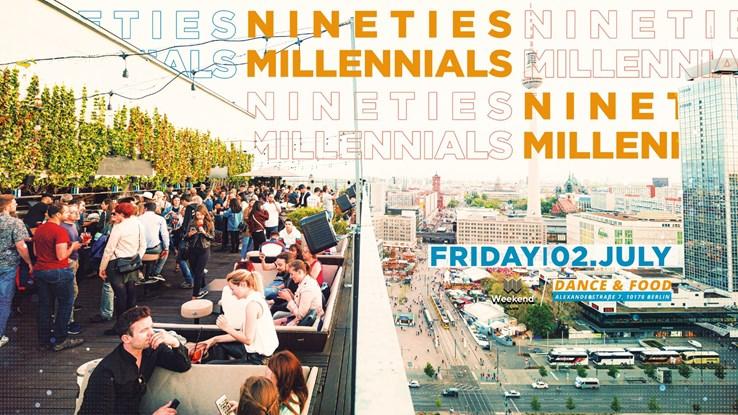 Club Weekend 02.07.2021 Volvemos a los 90- Gran Inauguración   Regreso a los 90 (The Original)